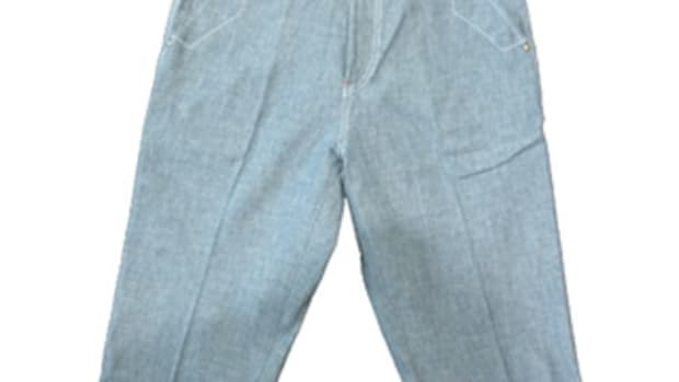 Cropped Painter Pants