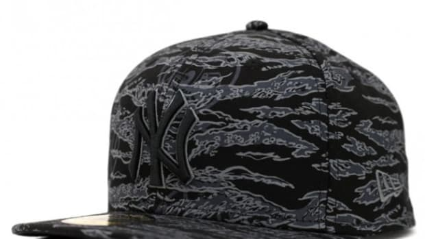 New York Yankees Graphite Camo