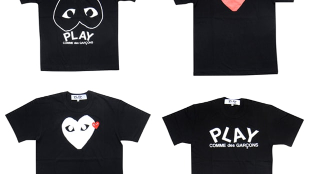 CdG Play x EXI.T