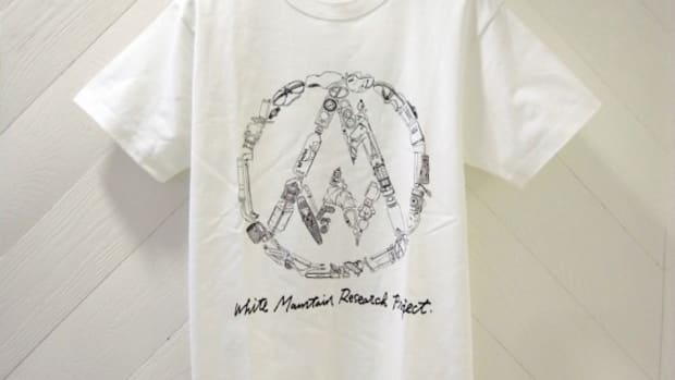 White Mountain Research T-Shirt