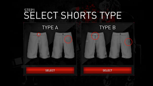 Boardshorts Customization
