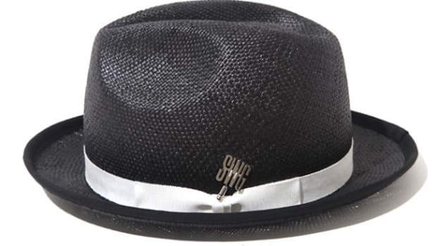 Straw Hat Black 3