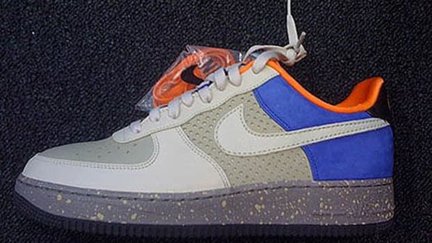 Nike Air Force 1 - Mowabb Colorway