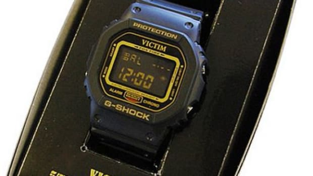 Casio G-Shock x Victim - 5th Anniversary Edition
