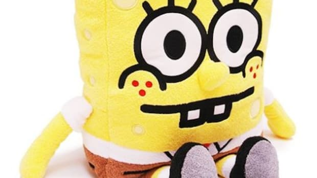 BAPE x Spongebob - Plush Toy - 0