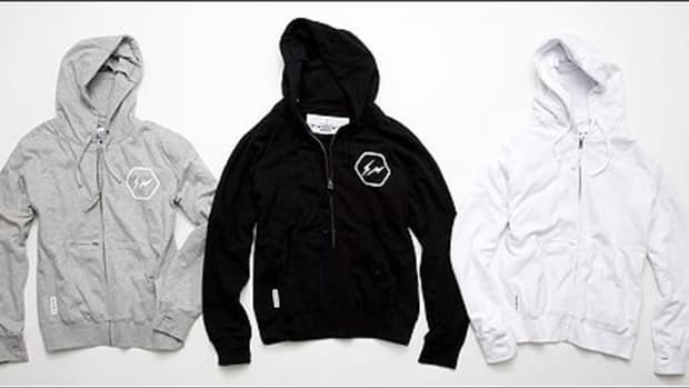 HEAD PORTER Plus x fragment design - Excursion Sleeper Hoodie