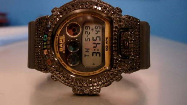 Pharrell's Custom Casio G-Shock Watches - 0