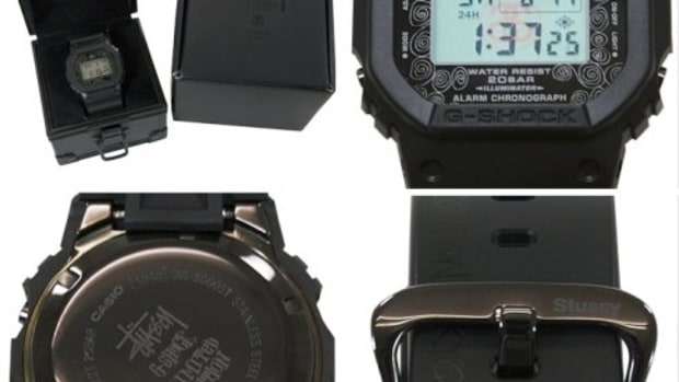 Stussy x Casio G-Shock - 25th Anniversary Watch - 0