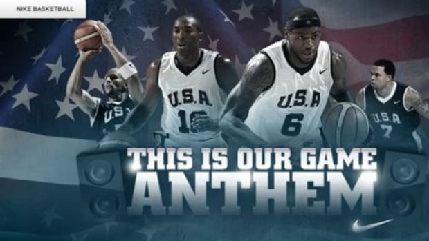 Nike Basketball: Team USA Anthem - 0