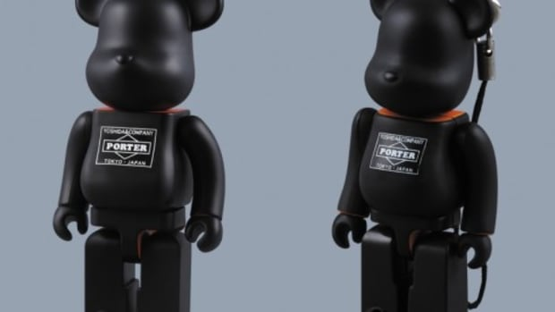 MEDICOM TOY x PORTER - BE@RBRICK - 0