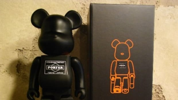 MEDICOM TOY x PORTER - 400% BE@RBRICK - 0