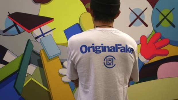 OriginalFake x CLOT - Preview - 0