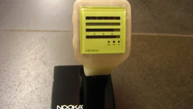 NOOKA - ZUB ZENH GL 20 - Glow in the Dark Watch