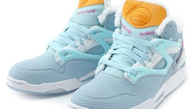 Reebok - Artist Collection - Pump Omni