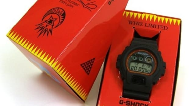 WHIZ Limited x Casio G-Shock - DW-6900FS - 0