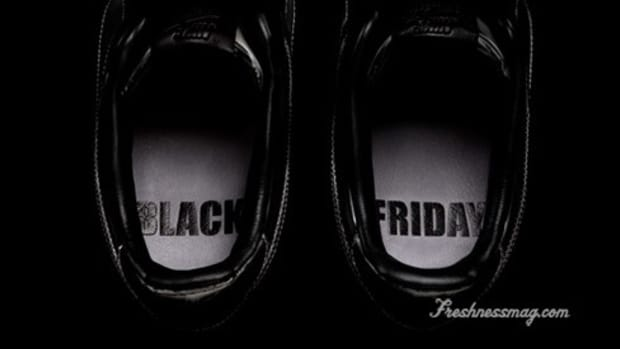 Nike Air Force 1 - Black Friday - By DJ Clark Kent