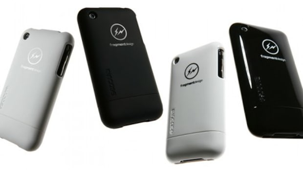 Incase x fragment design - Slider Case for iPhone 3G - 0