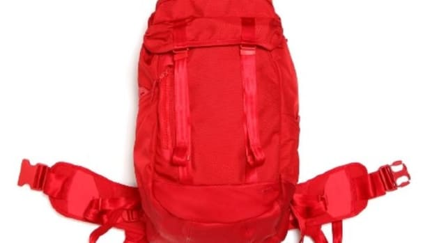 visvim - Red Ballistic 25L Backpack - 0
