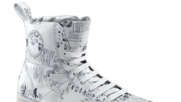 Marc Jacobs - Spring/Summer 2009 Sneakers Collection