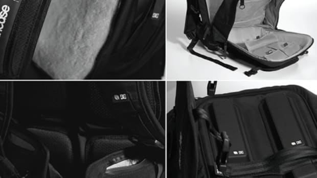 DC Shoes x Incase - Strapped Skate Backpack