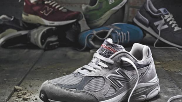 reputable site bc453 00fbf This Limited-Edition New Balance 990v4 Celebrates the ...