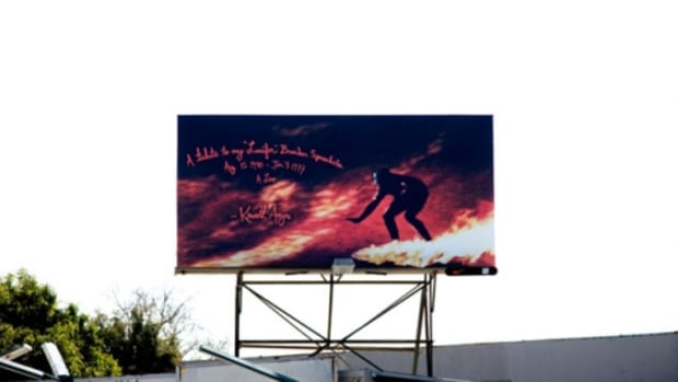 UNDFTD x Kenneth Anger - Billboard Project V.22 - 1