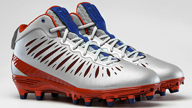 a95a41035e1 Jordan Super.Fly Cleats P.E. - Hakeem Nicks Edition