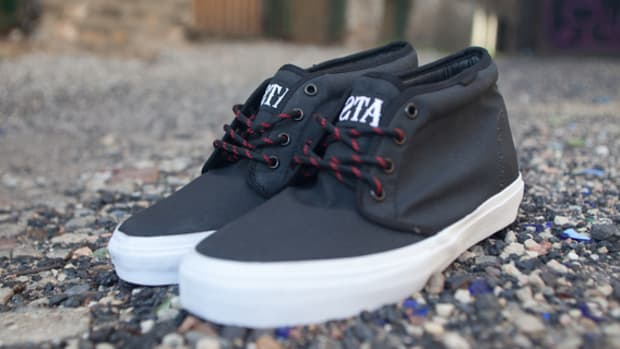 1de2514070 The Latest Collaboration Between Saint Alfred   Vans Vault Drops ...