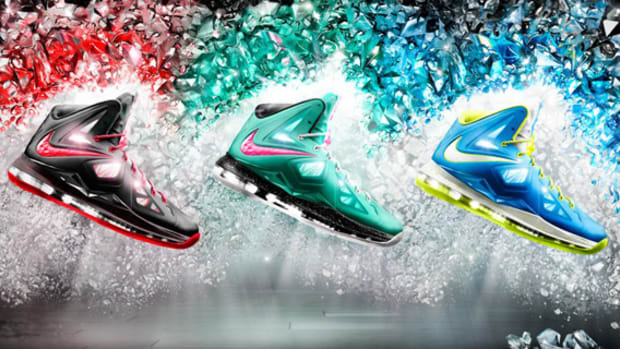 new styles 0e129 65a84 NIKEiD LeBron X+ iD   Available Now