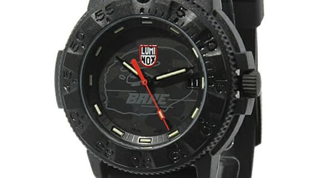 A BATHING APE x LUMINOX - BAPE 3001MIL Watch | Available Now - 0