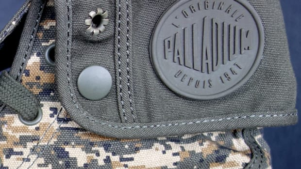 PROJECT Show New York  Palladium Boots Baggy Canvas Digital Camouflage Edition - 0