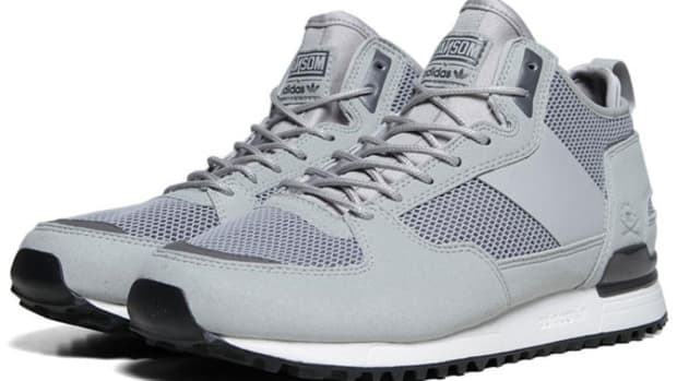 detailed look 65005 afeb5 RANSOM x adidas Originals Army Trainer Mid Spring/Summer 2012 ...