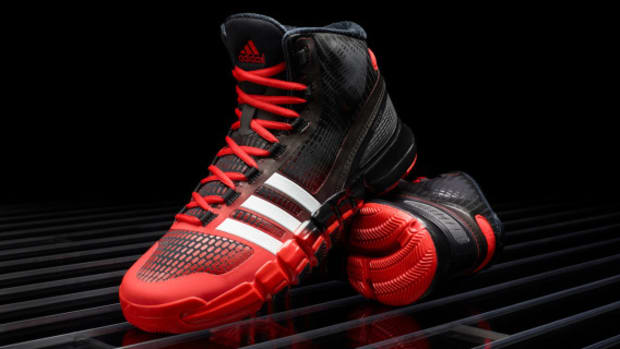 new product 1f9e4 e7080 adidas CrazyQuick – BlackRedWhite