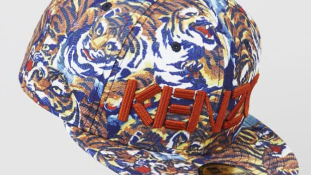 2930a1a3098 KENZO x New Era - Fall Winter 2013 Cap Collection