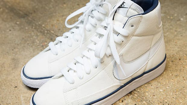 huge selection of 81f0e 8f9a0 A.P.C. x Nike Blazer - SpringSummer 2014  Preview
