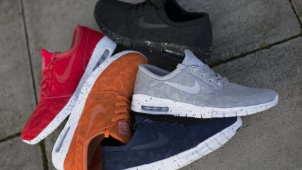 sneakers for cheap 6646c 3e9cf Nike SB Stefan Janoski Max   Detailed Look