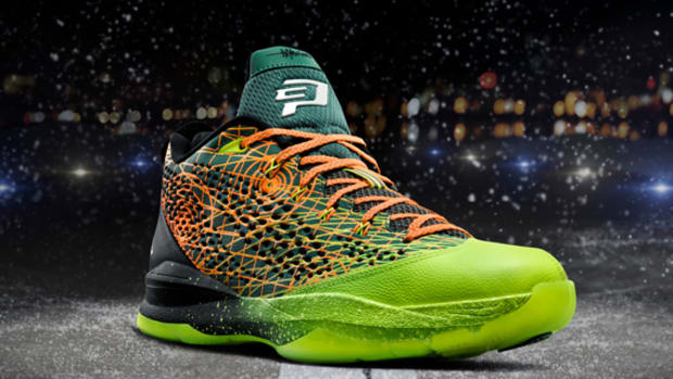 timeless design b30d0 0a0ed Jordan CP3.VII - Christmas   Officially Unveiled