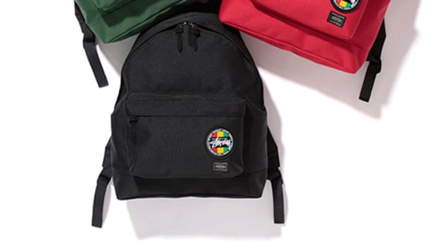 1ddb9548821d Stussy and Porter Are Dropping a Collection of Canvas Bags and ...