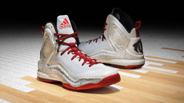 "491a0e7025d1 adidas D Rose 5 Boost - ""Home""   ""Alternate Away"" Colorways"