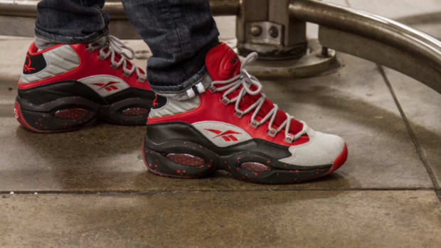 save off 92e86 0afd2 Stash x Reebok Question Mid - Red Edition   US Release Info