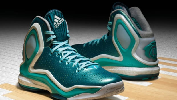 "brand new 89abb 7c074 adidas D Rose 5 Boost - ""The Lake"""