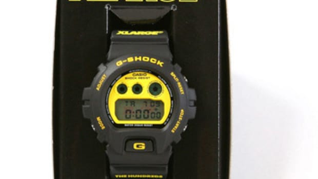 XLARGE x The Hundreds x Casio G-Shock DW-6900 - 1