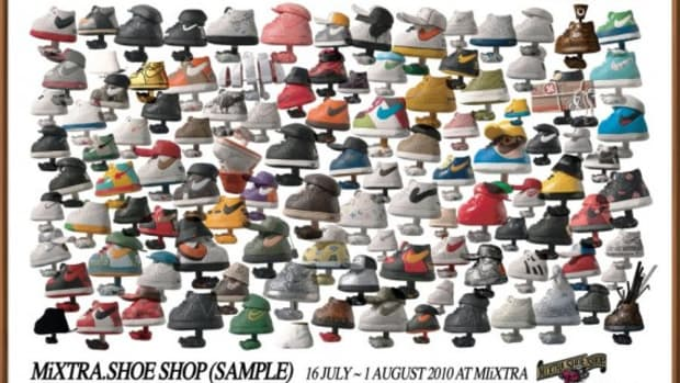 MiXTRA Shoe Shop (Sample)