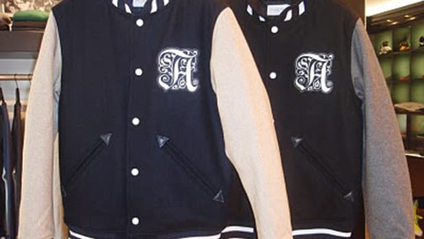 ALIFE Antique Varsity Jacket - 0