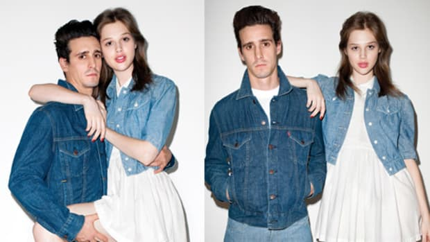 levi's chambray by opening ceremony summary