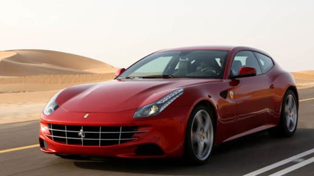 2012 Ferrari Four FF - A Detailed Look 10