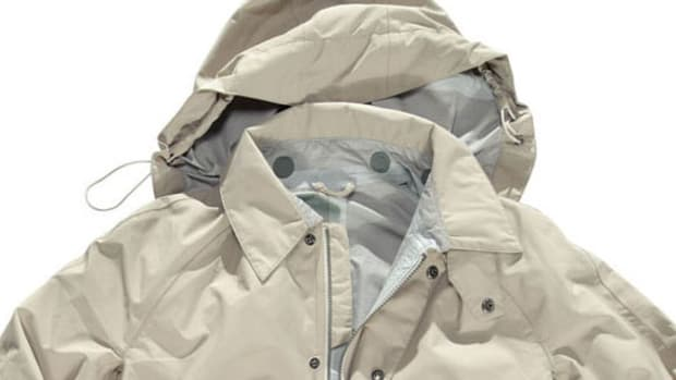 Barbour North Jacket front