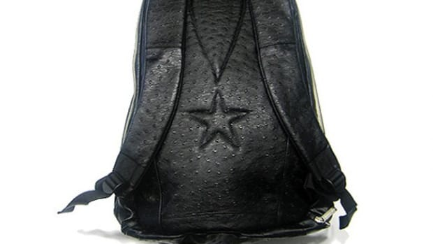 Play Cloths - Leather Accessories - Bumrush Bookbag - 02