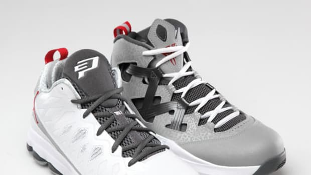 the best attitude 7761f 2586f Jordan CP3.IV + Melo M9 - Christmas 2012 Edition   Inspired by