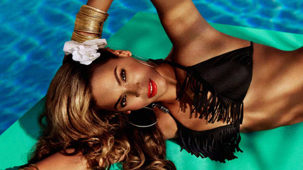 Beyoncé for H&M Swimwear - Summer 2013 Collection Campaign - 0